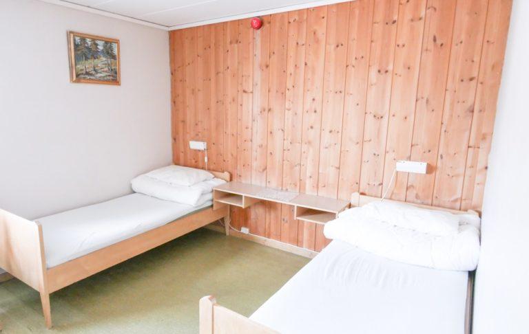 rom hotellrom sommer overnatting