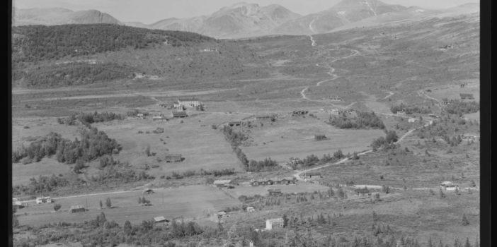 Rondane Fjellstue på 1950-tallet