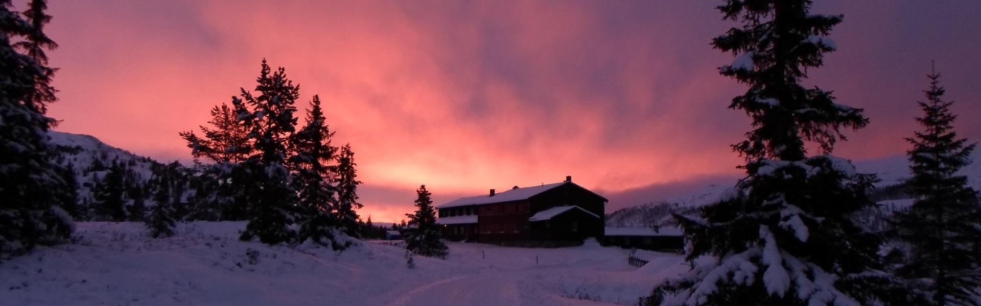 Besøk Rondane Fjellstue denne vinteren!